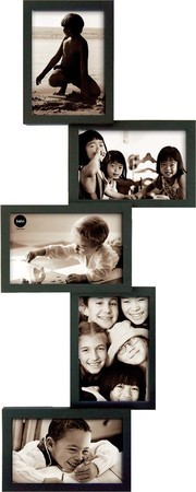 portafotos múltiple 5 fotos