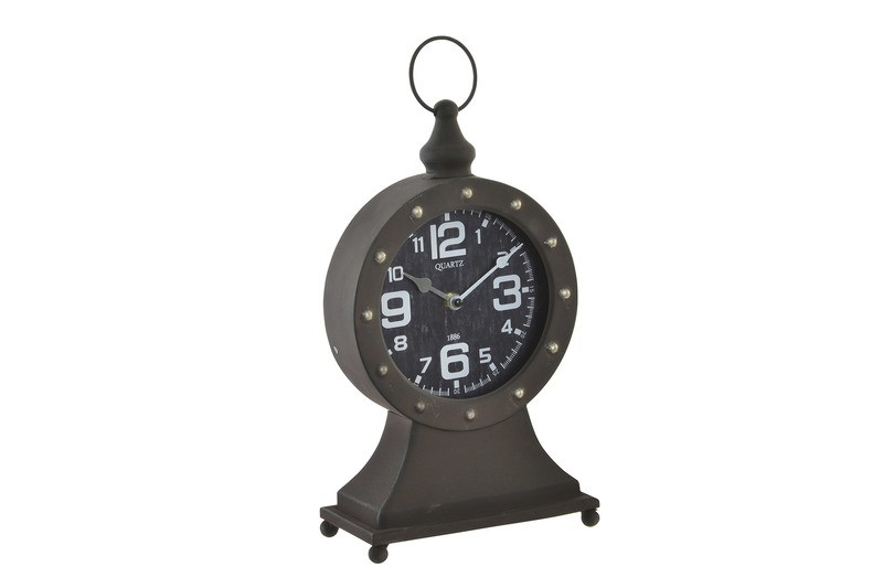 reloj sobremesa industrial