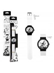 reloj de pulsera música