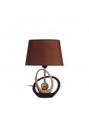 lámpara cerámica metal