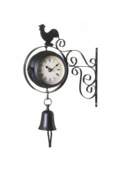 reloj estación campana
