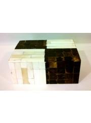 caja madera étnica