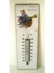 termómetro metal