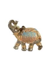 elefante dorado